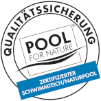 Pool for Nature - Qualitätssicherung