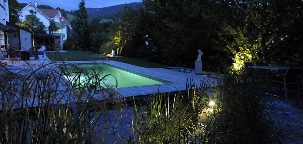 forster gartenbau ag pool for nature. Black Bedroom Furniture Sets. Home Design Ideas