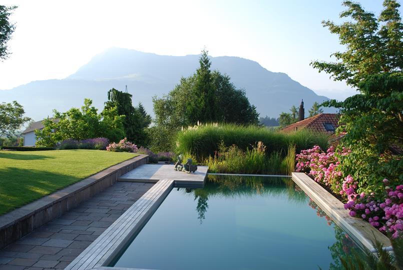 Bruno Muller Gartenbau Ag Pool For Nature